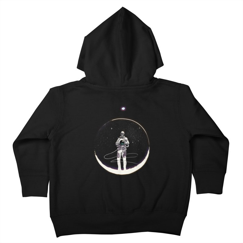 SPACE HEKOG Kids Toddler Zip-Up Hoody by SPYKEEE's Artist Shop