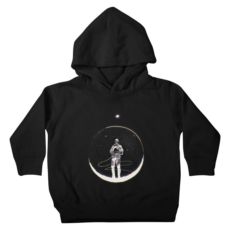 SPACE HEKOG Kids Toddler Pullover Hoody by SPYKEEE's Artist Shop