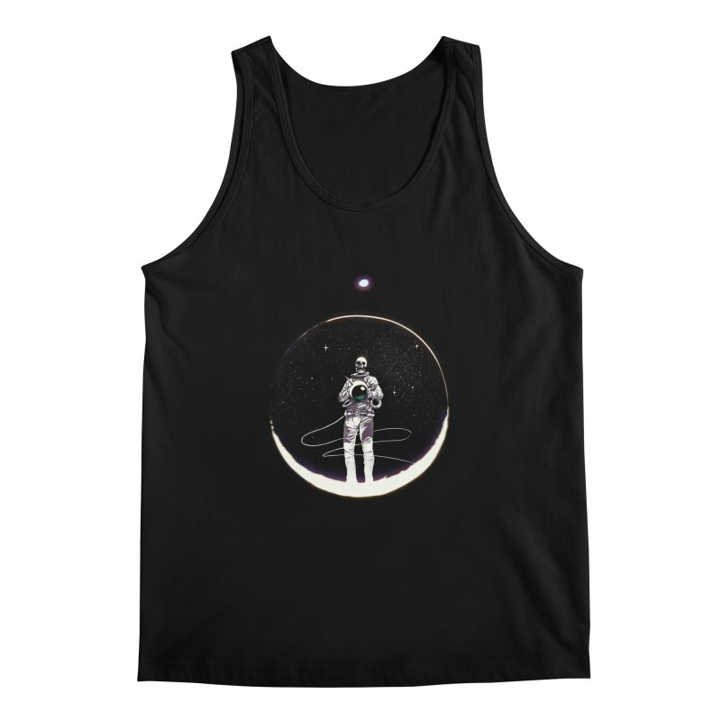 SPACE HEKOG Men's Tank by spykeee's Artist Shop