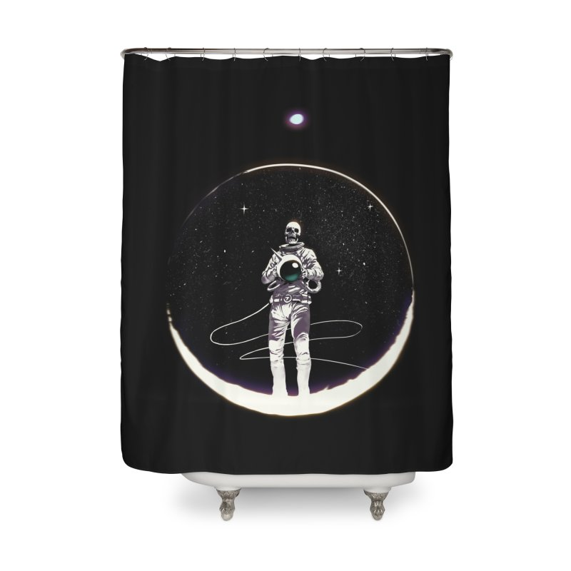 SPACE HEKOG Home Shower Curtain by SPYKEEE's Artist Shop