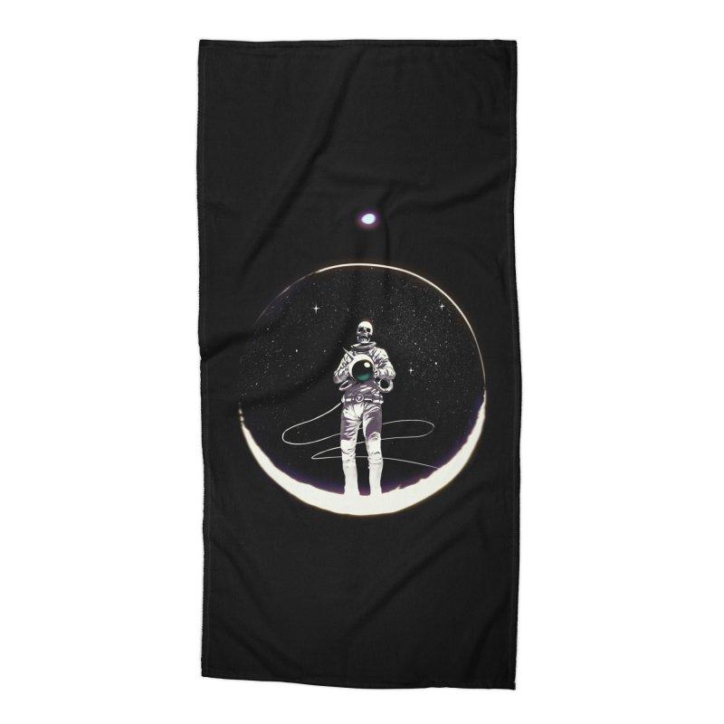 SPACE HEKOG Accessories Beach Towel by SPYKEEE's Artist Shop