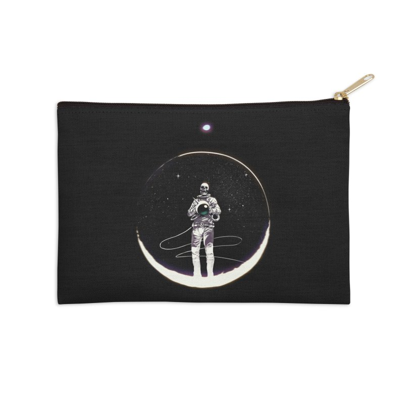 SPACE HEKOG Accessories Zip Pouch by SPYKEEE's Artist Shop