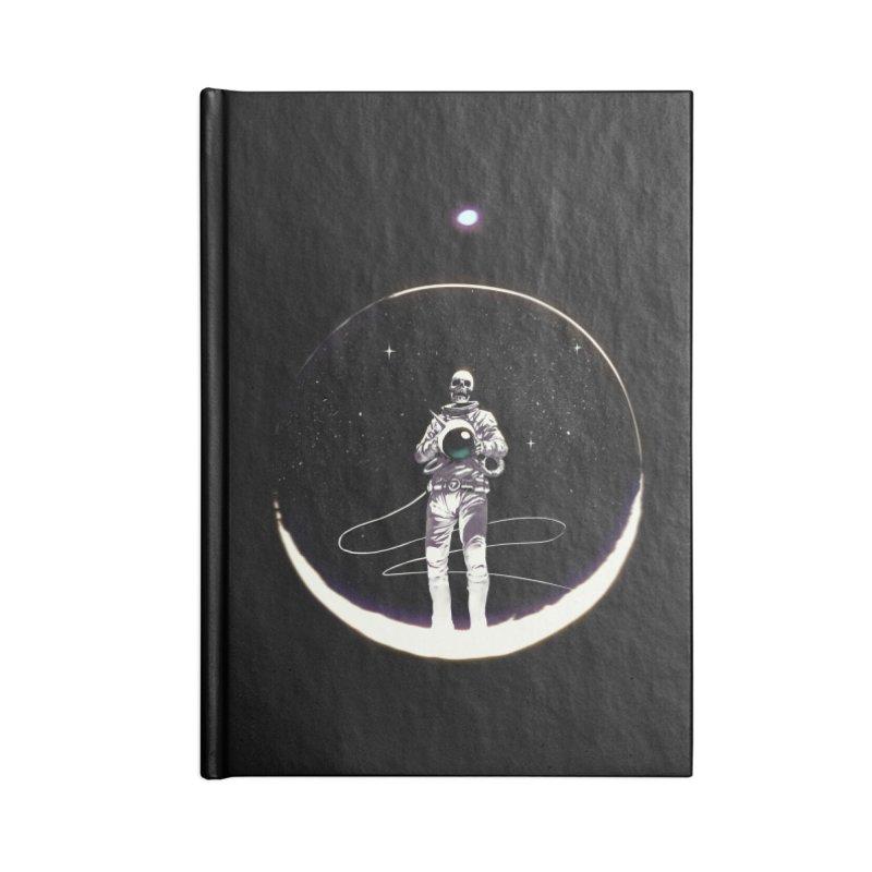 SPACE HEKOG Accessories Blank Journal Notebook by SPYKEEE's Artist Shop