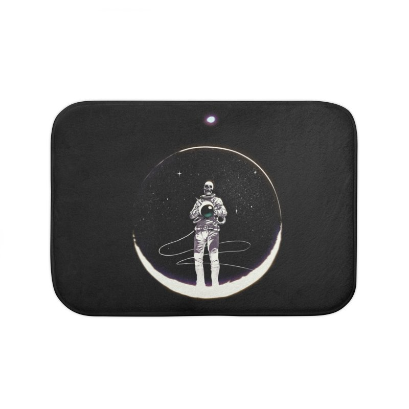SPACE HEKOG Home Bath Mat by SPYKEEE's Artist Shop
