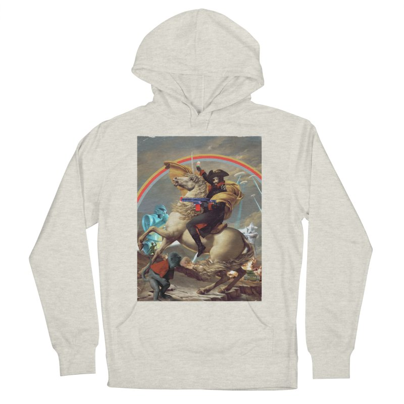 PIPE DREAM Women's French Terry Pullover Hoody by SPYKEEE's Artist Shop