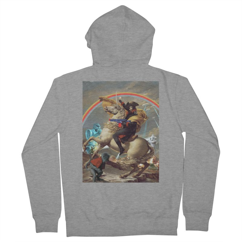 PIPE DREAM Women's French Terry Zip-Up Hoody by SPYKEEE's Artist Shop