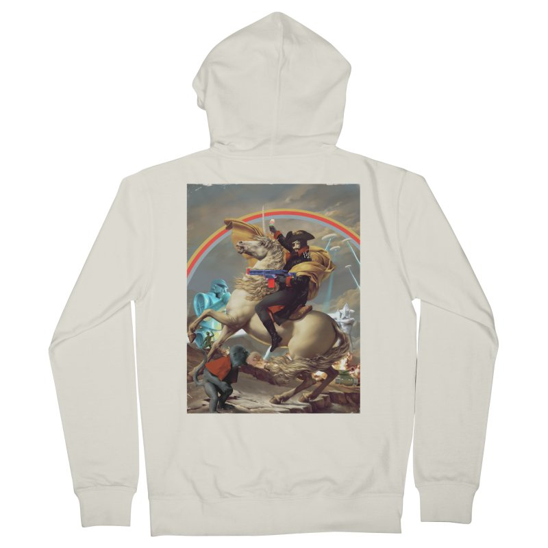 PIPE DREAM Men's French Terry Zip-Up Hoody by SPYKEEE's Artist Shop