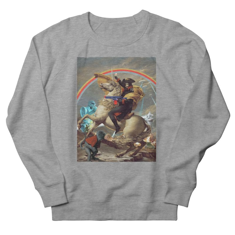 PIPE DREAM Women's French Terry Sweatshirt by SPYKEEE's Artist Shop