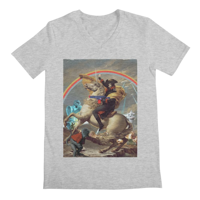 PIPE DREAM Men's V-Neck by SPYKEEE's Artist Shop