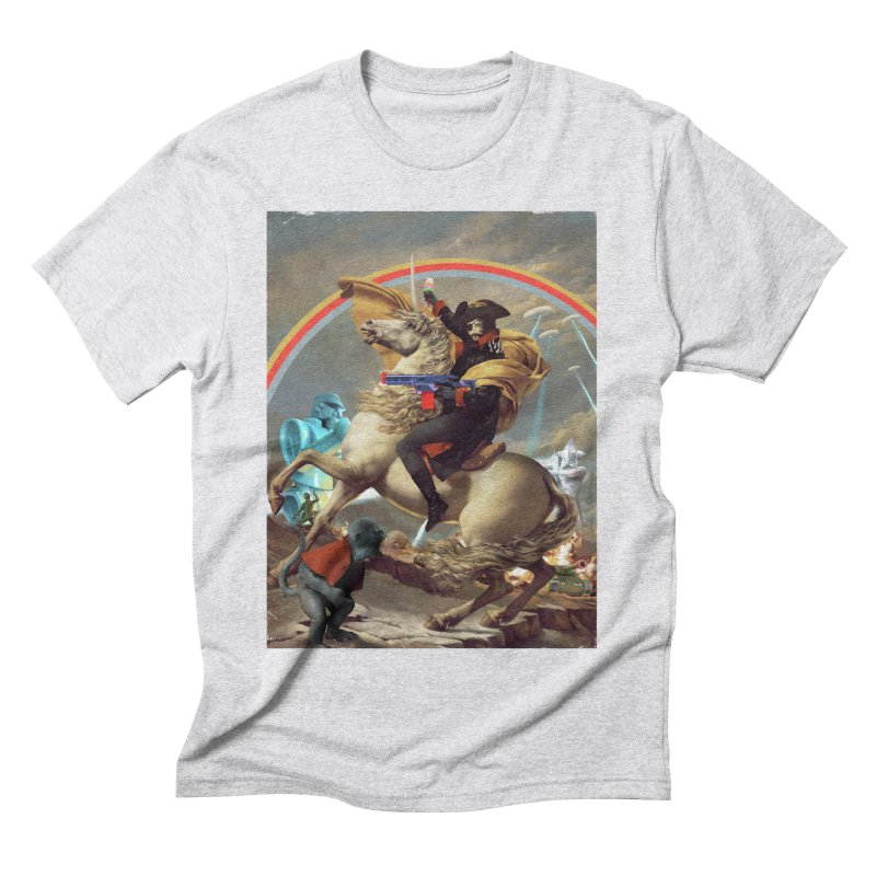 PIPE DREAM Men's Triblend T-shirt by SPYKEEE's Artist Shop