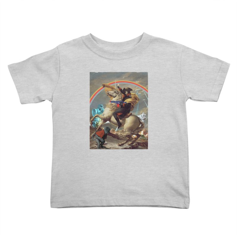 PIPE DREAM Kids Toddler T-Shirt by SPYKEEE's Artist Shop
