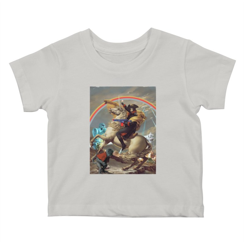 PIPE DREAM Kids Baby T-Shirt by SPYKEEE's Artist Shop