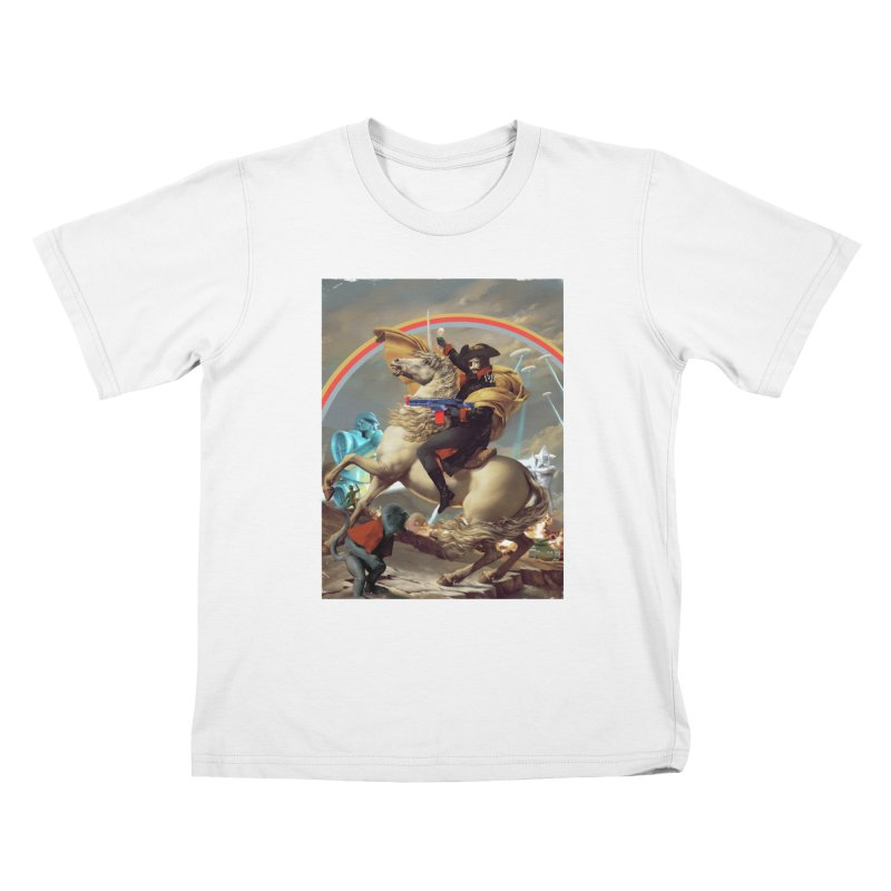 PIPE DREAM Kids T-Shirt by SPYKEEE's Artist Shop