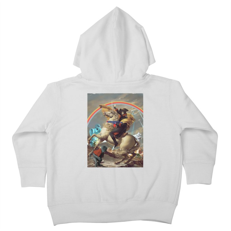 PIPE DREAM Kids Toddler Zip-Up Hoody by SPYKEEE's Artist Shop