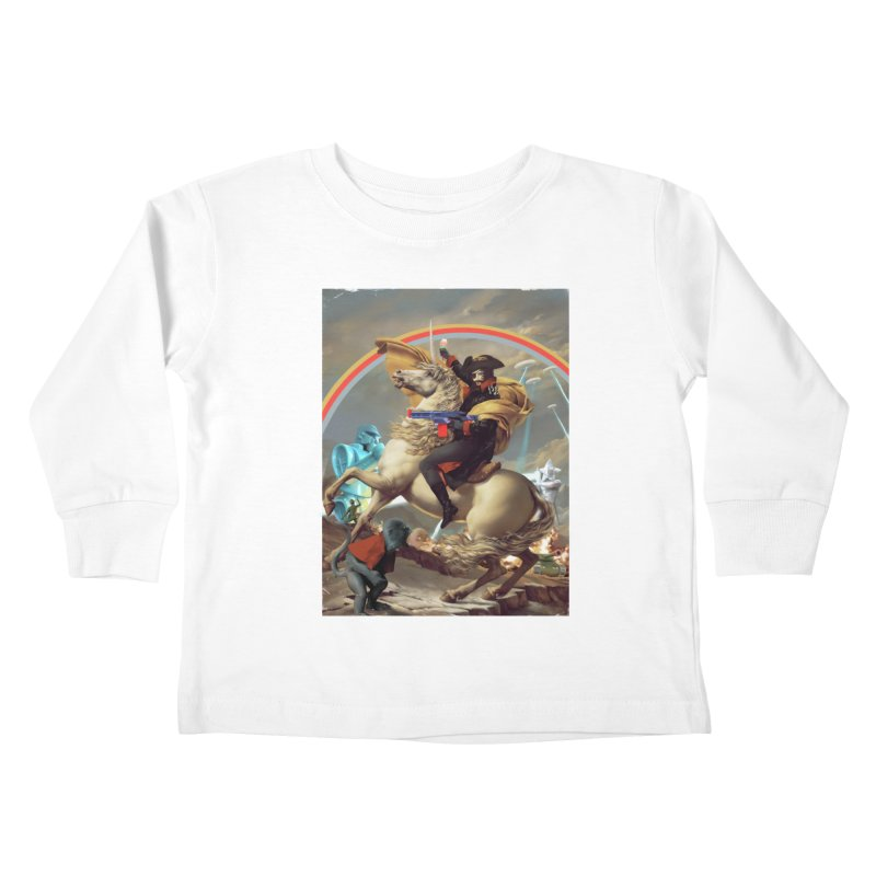 PIPE DREAM Kids Toddler Longsleeve T-Shirt by SPYKEEE's Artist Shop