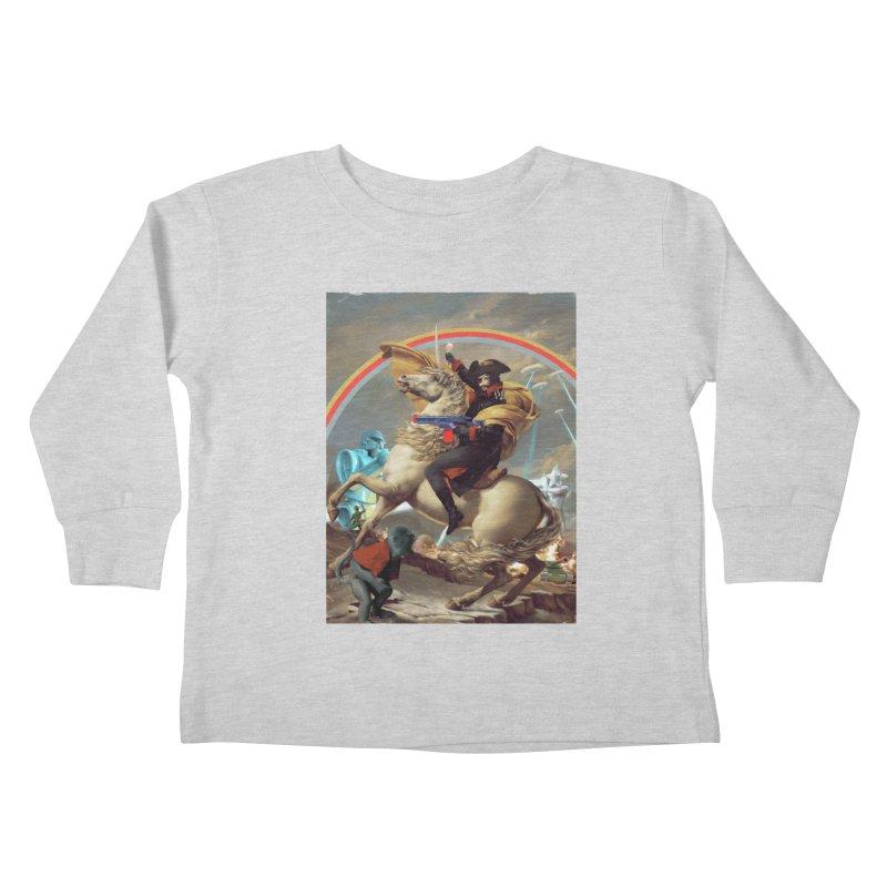 PIPE DREAM Kids Toddler Longsleeve T-Shirt by SPYKEEE's Artist Shop