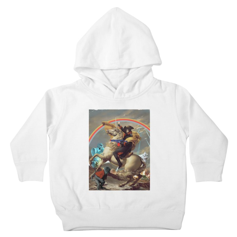 PIPE DREAM Kids Toddler Pullover Hoody by SPYKEEE's Artist Shop