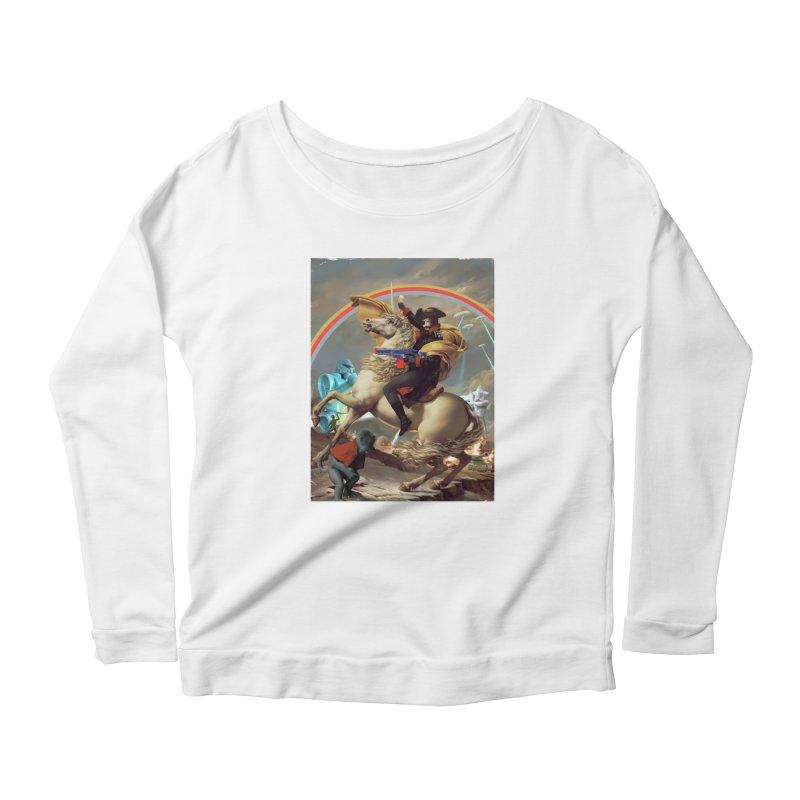 PIPE DREAM Women's Scoop Neck Longsleeve T-Shirt by SPYKEEE's Artist Shop