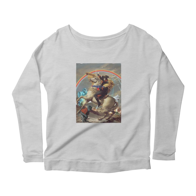 PIPE DREAM Women's Longsleeve Scoopneck  by SPYKEEE's Artist Shop