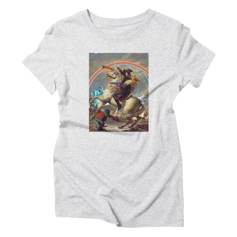 PIPE DREAM Women's Triblend T-Shirt by SPYKEEE's Artist Shop