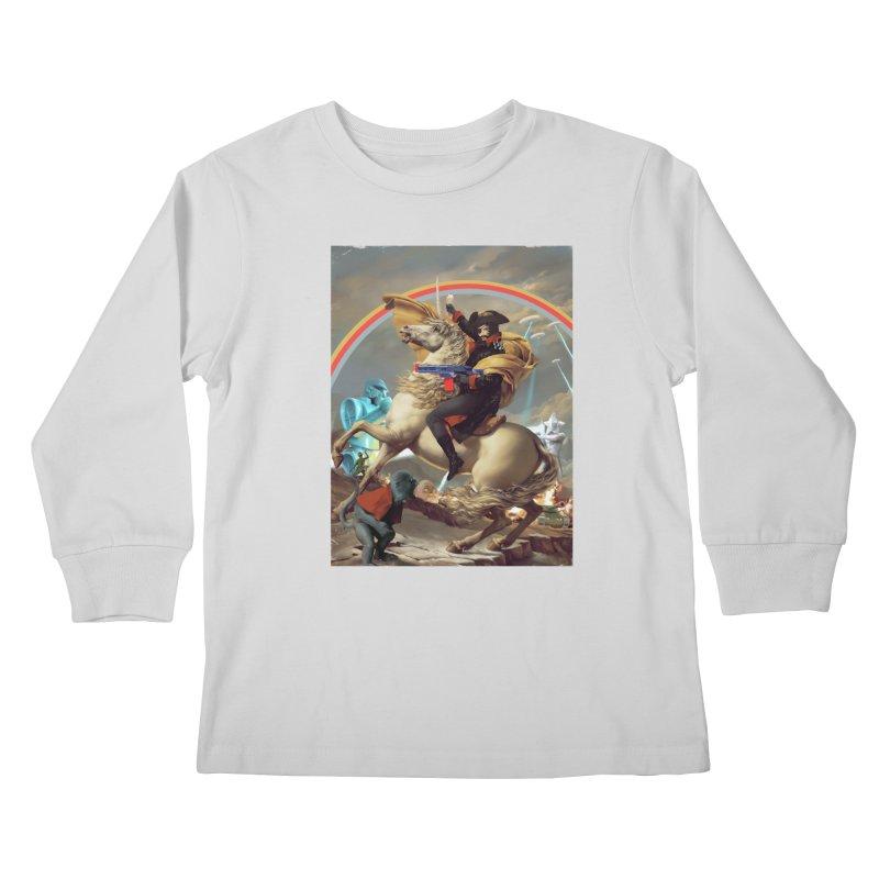 PIPE DREAM Kids Longsleeve T-Shirt by SPYKEEE's Artist Shop