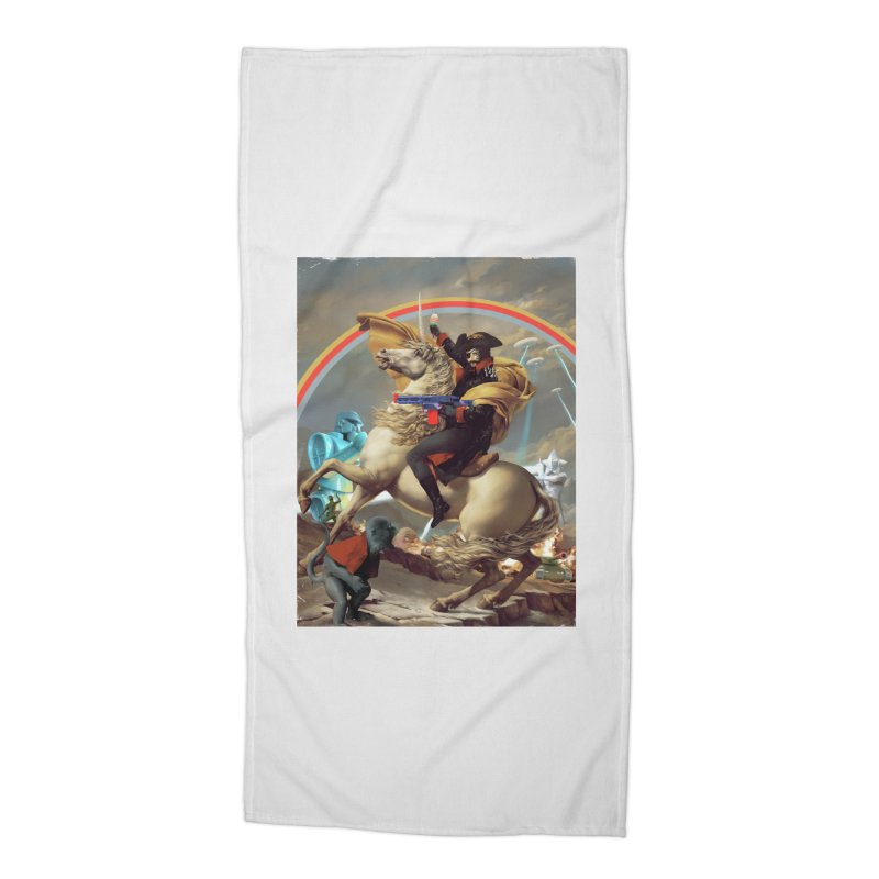 PIPE DREAM Accessories Beach Towel by SPYKEEE's Artist Shop