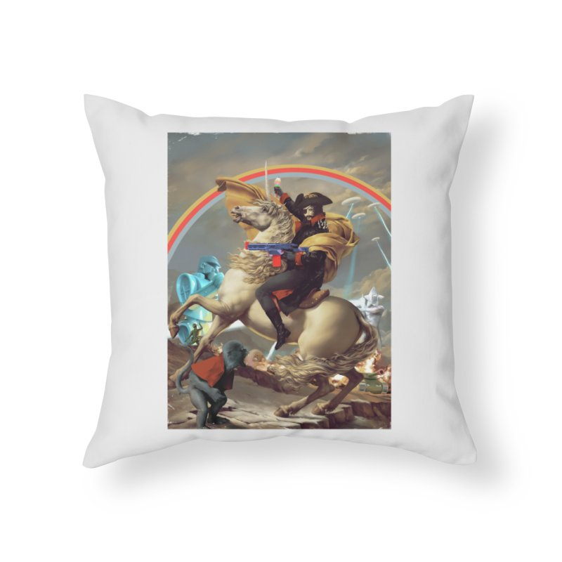 PIPE DREAM Home Throw Pillow by SPYKEEE's Artist Shop