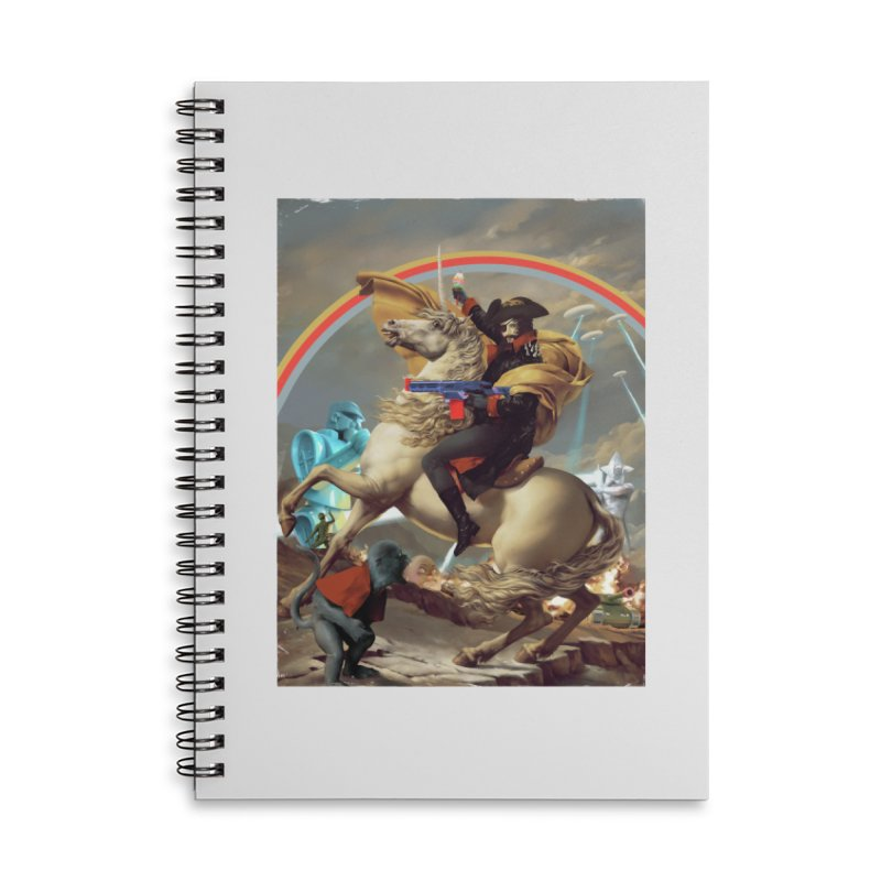 PIPE DREAM Accessories Lined Spiral Notebook by SPYKEEE's Artist Shop