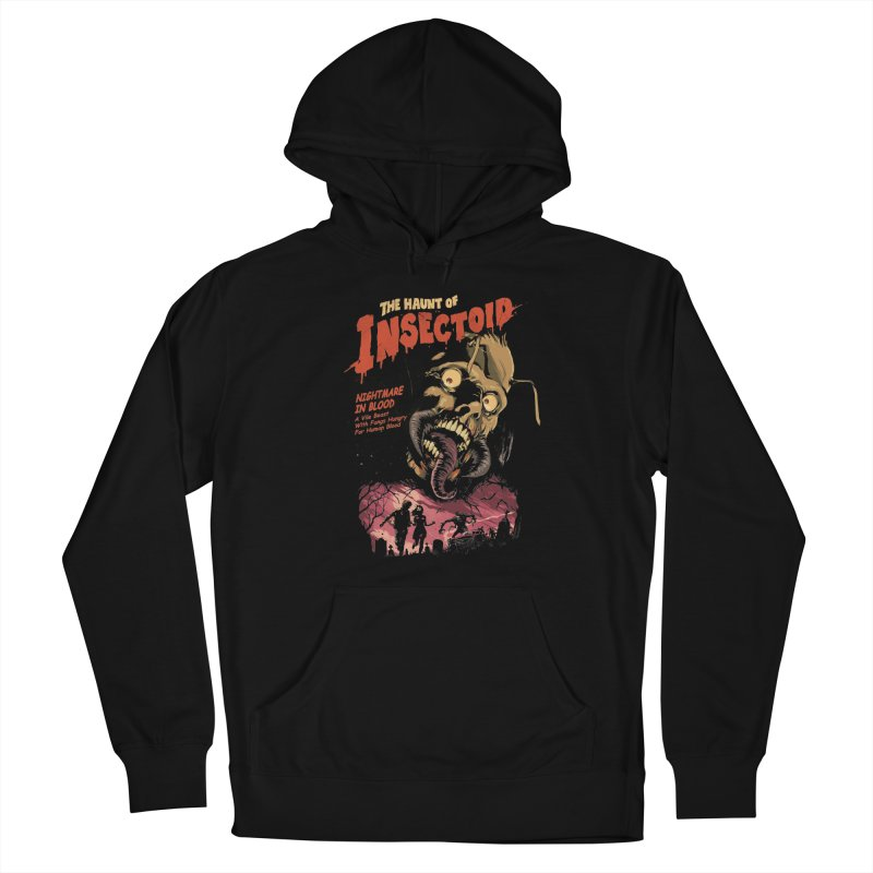 INSECTOID Women's Pullover Hoody by SPYKEEE's Artist Shop