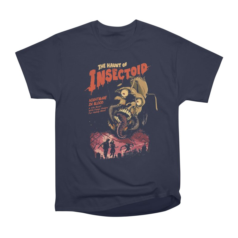 INSECTOID Women's Heavyweight Unisex T-Shirt by SPYKEEE's Artist Shop