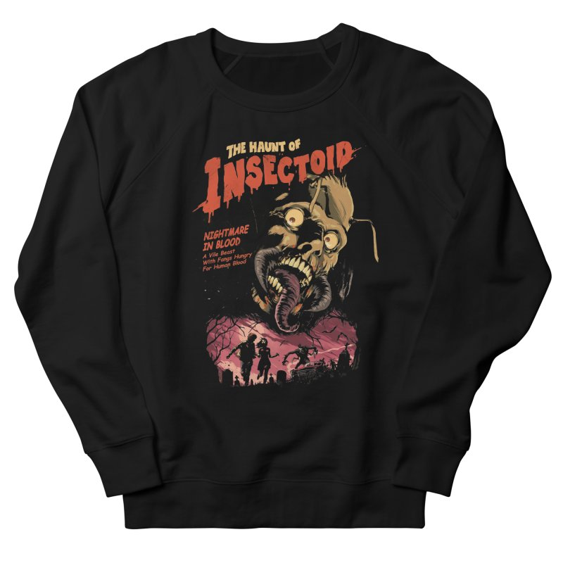INSECTOID Women's Sweatshirt by SPYKEEE's Artist Shop