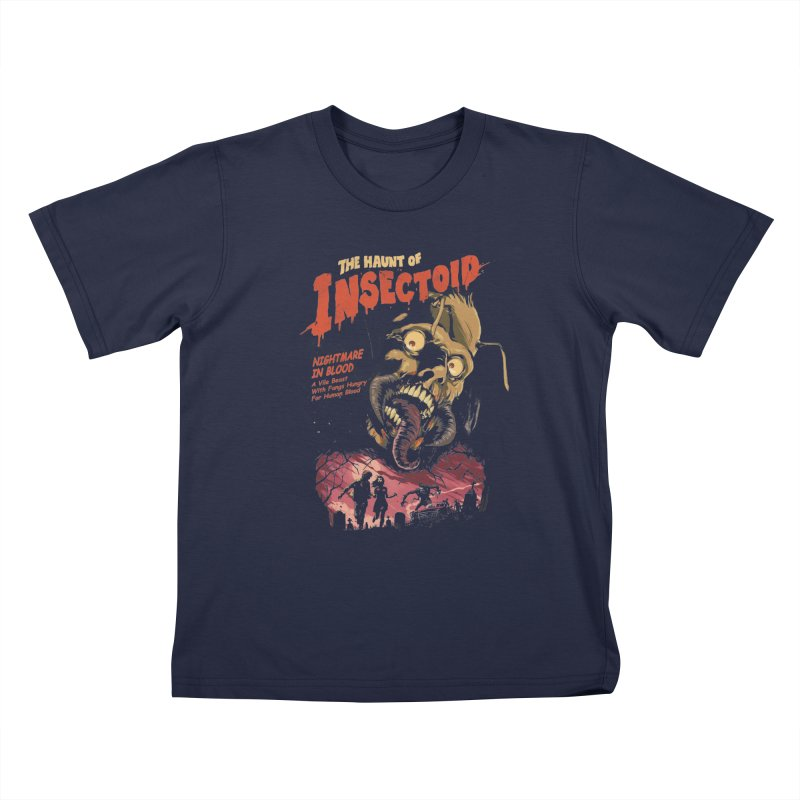 INSECTOID Kids T-Shirt by SPYKEEE's Artist Shop