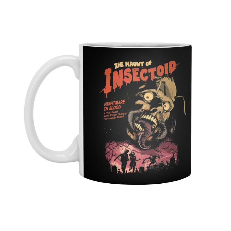 INSECTOID Accessories Standard Mug by SPYKEEE's Artist Shop