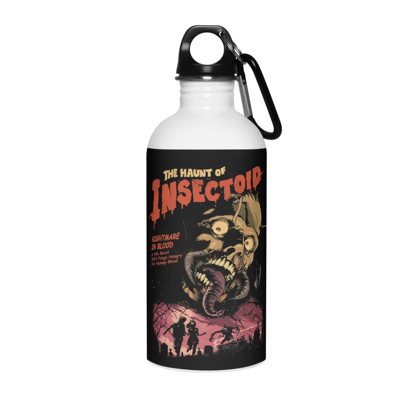 INSECTOID Accessories Water Bottle by SPYKEEE's Artist Shop