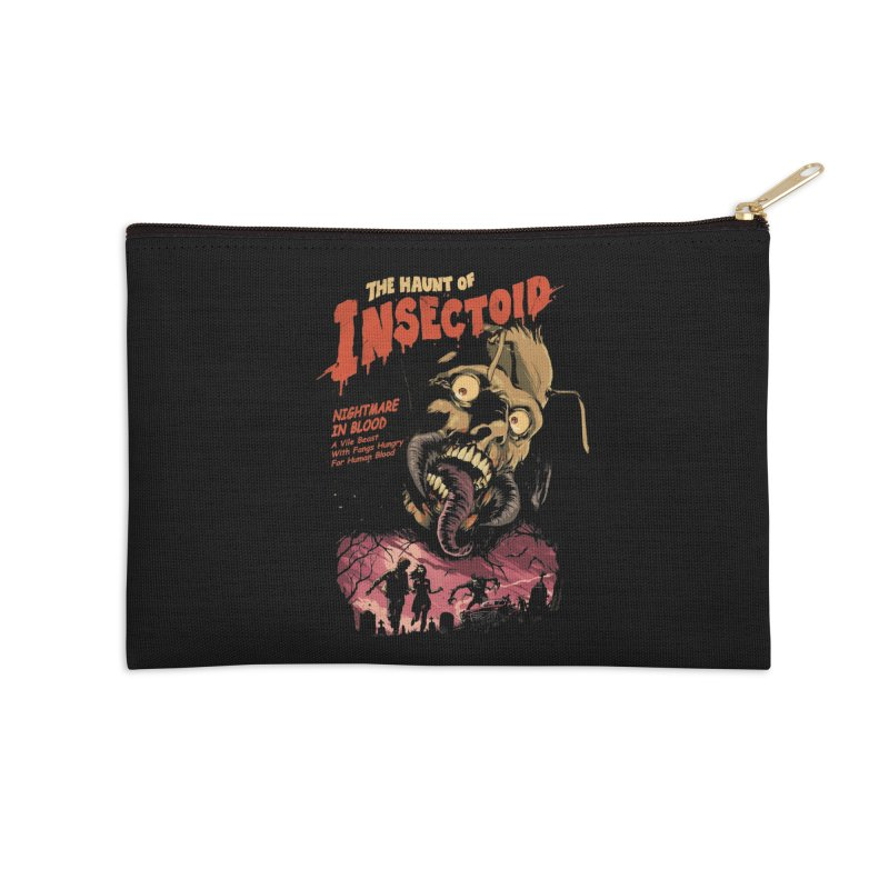 INSECTOID Accessories Zip Pouch by SPYKEEE's Artist Shop