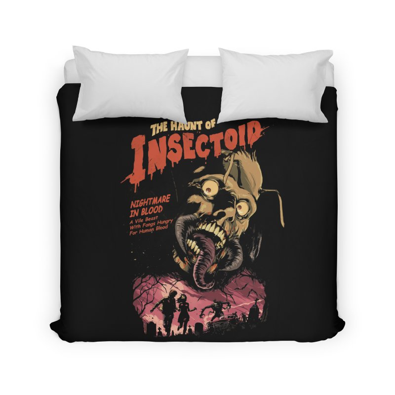 INSECTOID Home Duvet by SPYKEEE's Artist Shop