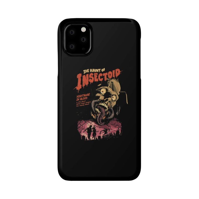 INSECTOID Accessories Phone Case by SPYKEEE's Artist Shop