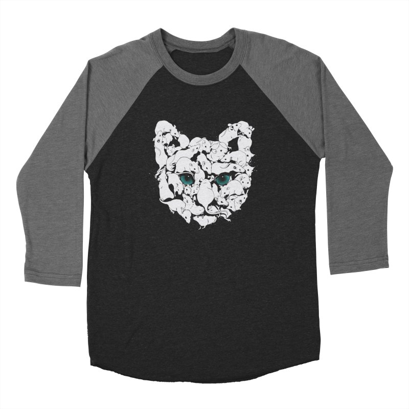 PUSSYRAT Women's Longsleeve T-Shirt by SPYKEEE's Artist Shop