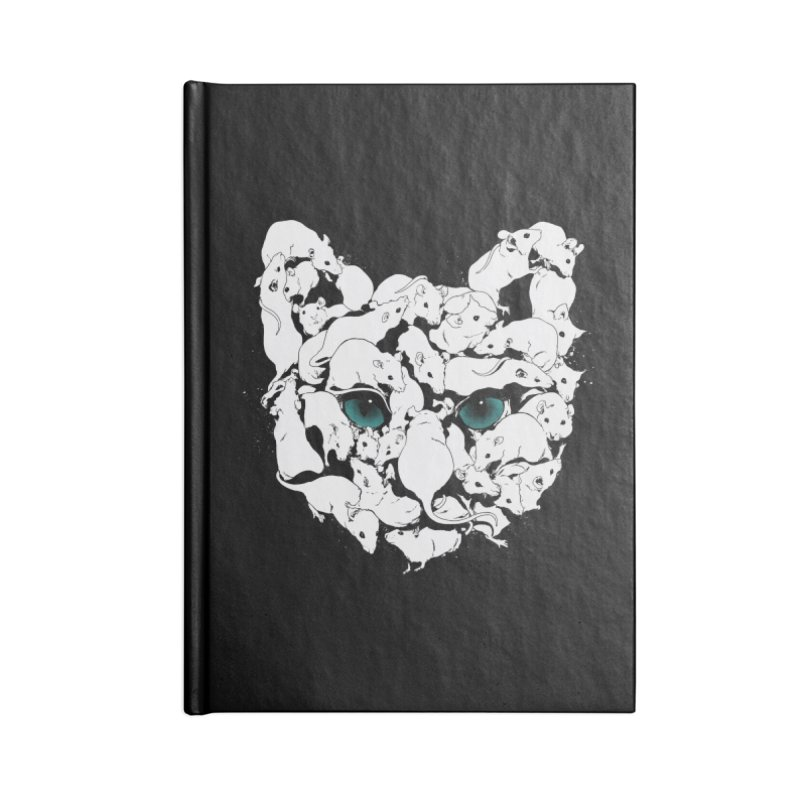 PUSSYRAT Accessories Notebook by SPYKEEE's Artist Shop