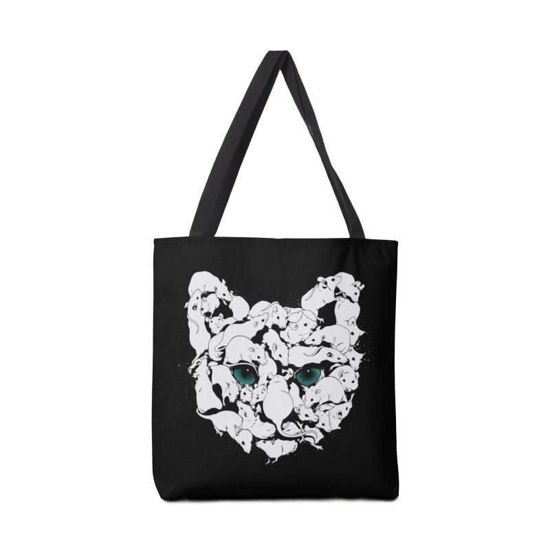 PUSSYRAT Accessories Bag by SPYKEEE's Artist Shop