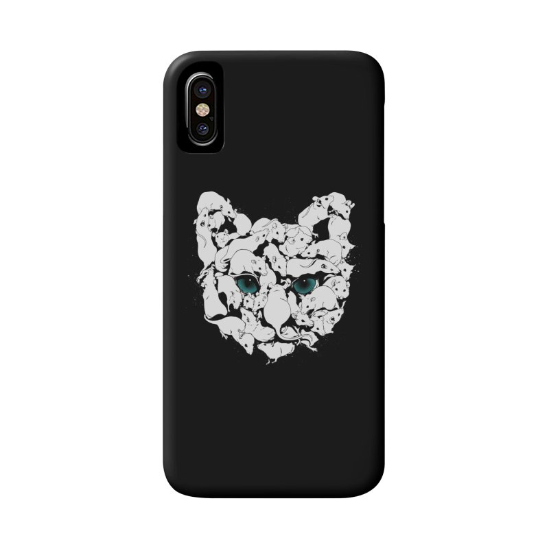 PUSSYRAT Accessories Phone Case by SPYKEEE's Artist Shop