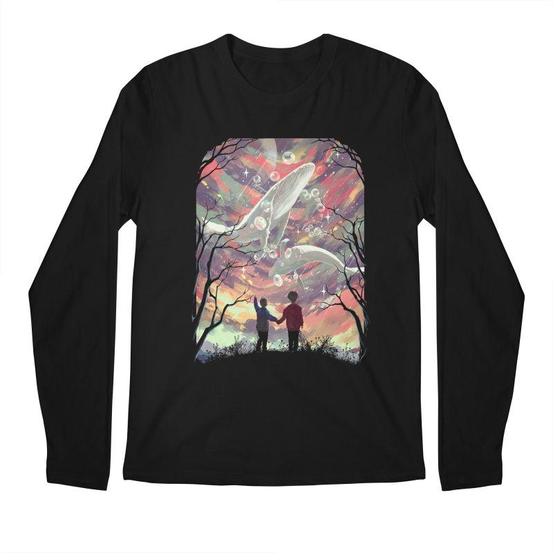 BALYENA Men's Regular Longsleeve T-Shirt by SPYKEEE's Artist Shop
