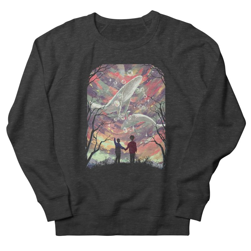 BALYENA Women's French Terry Sweatshirt by SPYKEEE's Artist Shop