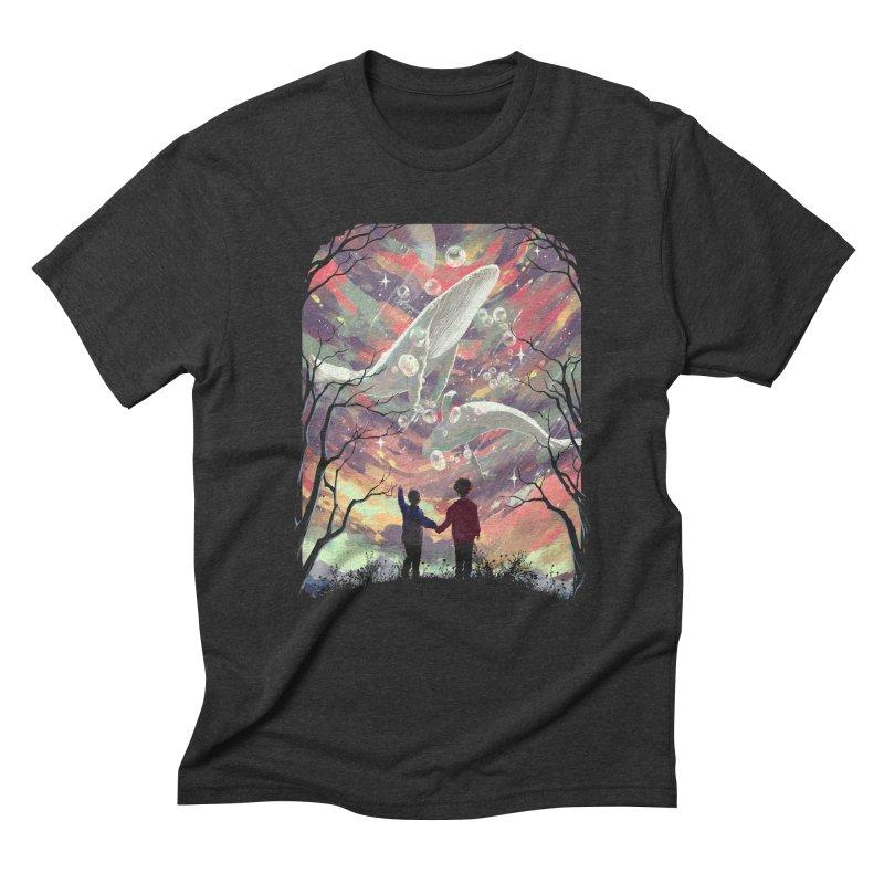BALYENA Men's Triblend T-Shirt by SPYKEEE's Artist Shop