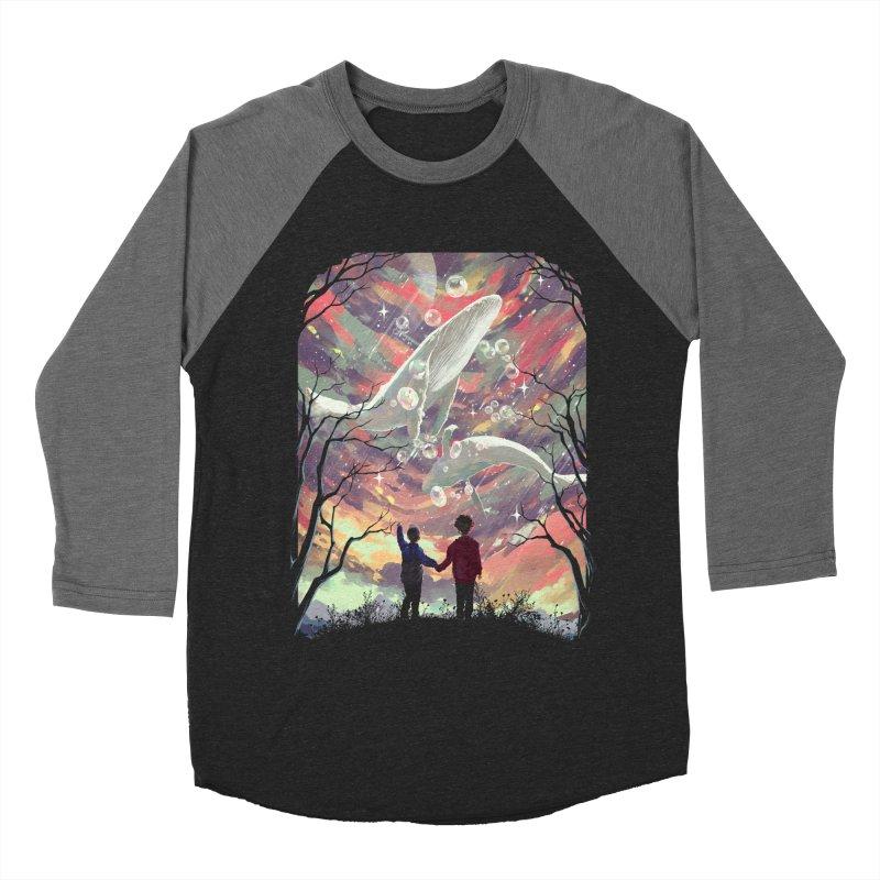 BALYENA Men's Baseball Triblend Longsleeve T-Shirt by SPYKEEE's Artist Shop