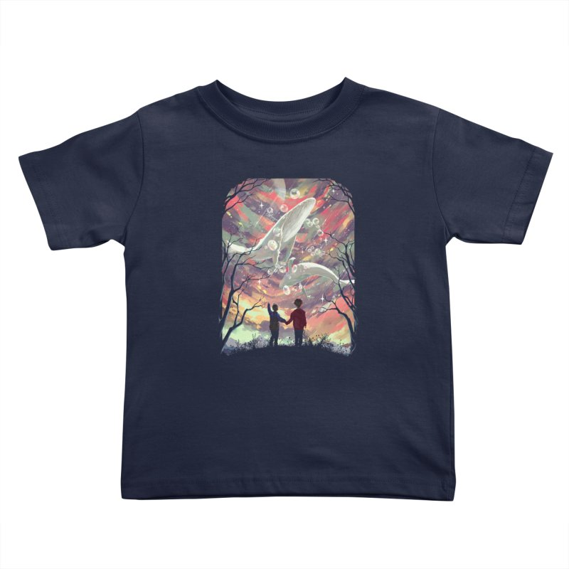 BALYENA Kids Toddler T-Shirt by SPYKEEE's Artist Shop