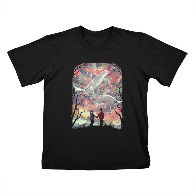 BALYENA Kids T-Shirt by SPYKEEE's Artist Shop