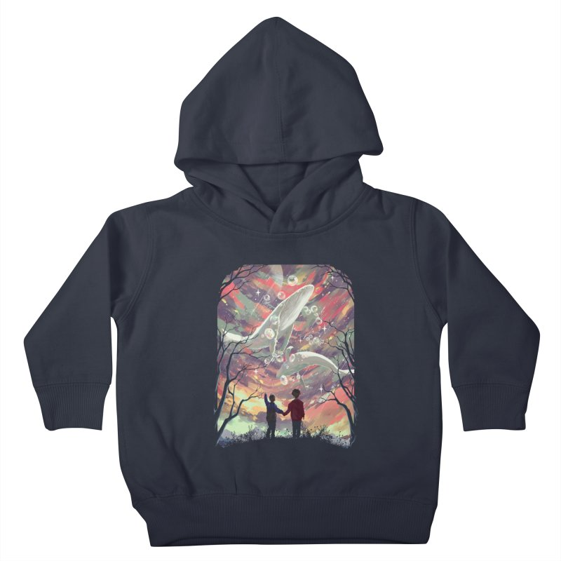 BALYENA Kids Toddler Pullover Hoody by SPYKEEE's Artist Shop