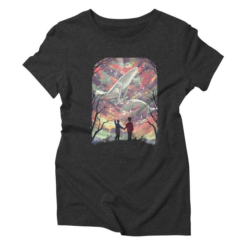 BALYENA Women's T-Shirt by SPYKEEE's Artist Shop