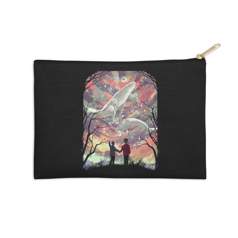 BALYENA Accessories Zip Pouch by SPYKEEE's Artist Shop